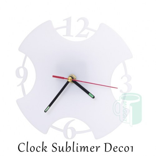 Clock Sublimer Deco1