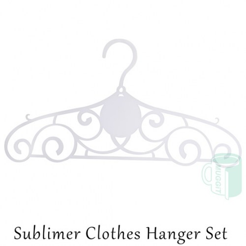 Sublimer Clothes Hanger Set